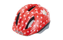 KED Meggy Originals Casque Enfant Lillebi rose/rouge